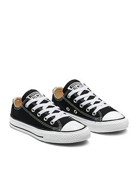 converse-chuck-taylor-all-star-ox-core-childrens-trainer-black