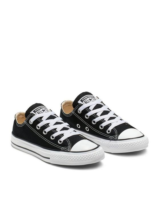 8fdb53588c3e Converse Chuck Taylor All Star Ox Core Childrens Trainers