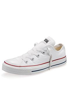 1cbe223d381b Converse Chuck Taylor All Star Ox Core Childrens Trainer