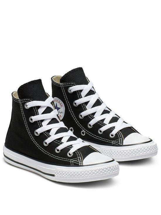 Converse Chuck Taylor All Star Hi Core Childrens Trainers 1d13ca888