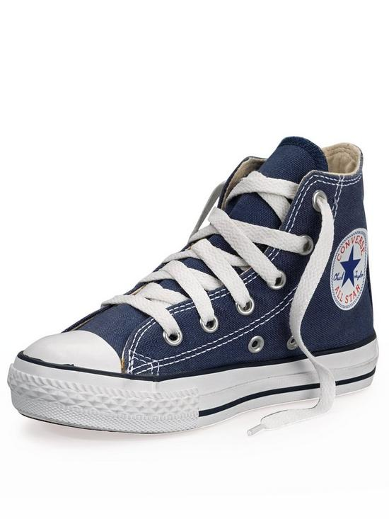 4628aece0 Converse Chuck Taylor All Star Hi Core Childrens Trainer | very.co.uk