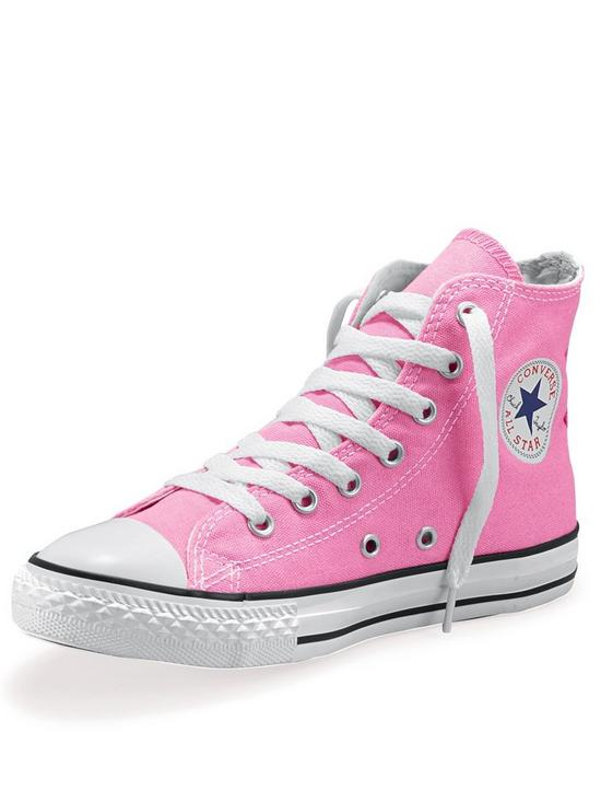 59fb4371a62592 Converse Chuck Taylor All Star Hi Core Childrens Trainer