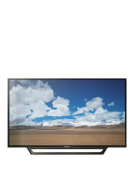 Sony Bravia Kdl-32Rd433 32 Inch Hd-Ready Tv With Freeview, Hdd Rec And Usb Playback - Black