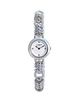 links-of-london-sweetie-bracelet-stainless-steel-white-dial-ladies-watch