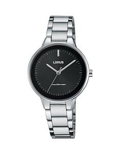 lorus-lorus-white-bracelet-watch-sunray-black-dial-ladies-watch