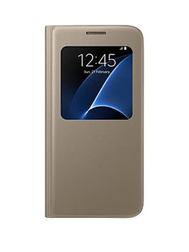 samsung-galaxy-s7-edge-s-view-case-gold