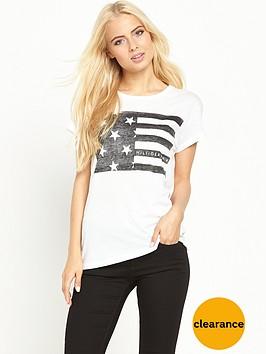 hilfiger-denim-cotton-flag-t-shirt