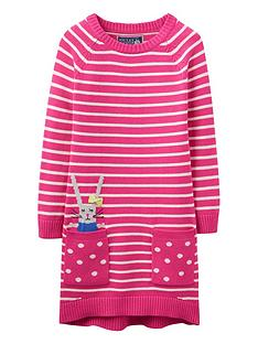 joules-girls-bunny-jumper-dress