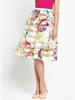 ted-baker-tapestry-floral-burnout-skirtnbsp