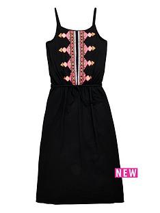 v-by-very-girls-aztec-maxi-dress