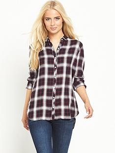 hilfiger-denim-check-shirt