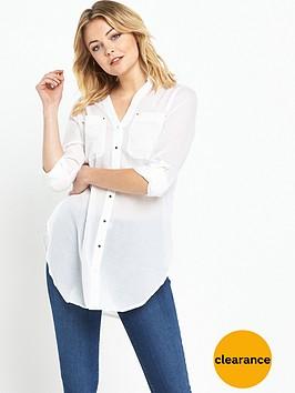river-island-casual-shirt-whitenbsp
