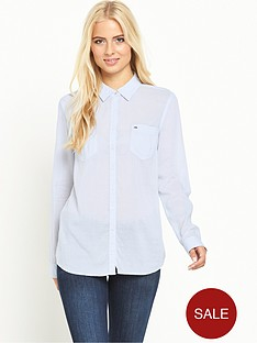 hilfiger-denim-hilfiger-denim-original-lightweight-ls-shirt