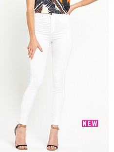 river-island-molly-high-rise-white-skinnynbspjeans