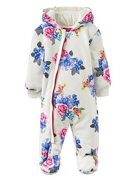 joules-floral-wadded-pramsuit