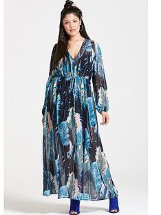 girls-on-film-curve-blue-print-maxi-dress