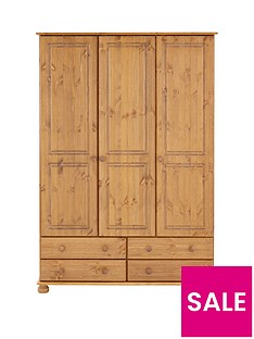 richmond-3-door-4-drawer-wardrobe