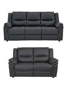 albion-luxury-faux-leather-3-seaternbsp-2-seaternbspsofa-set-buy-and-save