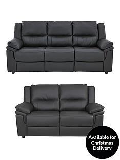 albion-luxury-faux-leather-3-seaternbsp-2-seaternbspsofa-set-buy-and-save