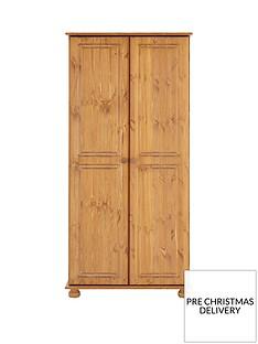 Richmond 2 Door Wardrobe