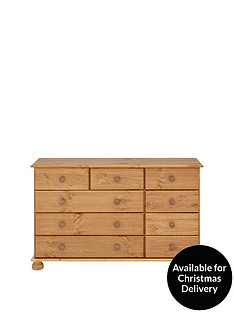Richmond 9 Drawer Chest