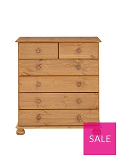 Richmond 2 + 4 Drawer Chest