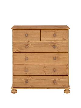 richmond-solid-pine-2-4-drawer-chest