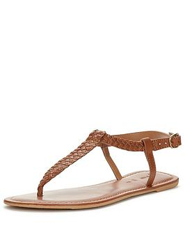 v-by-very-amelia-leather-plaited-toe-post-sandalnbsp