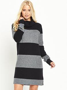 hilfiger-denim-hilfiger-denim-basic-stripe-sweater-dress