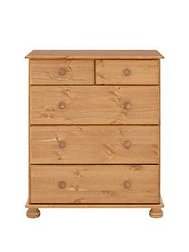 Richmond 2 + 3 Drawer Chest
