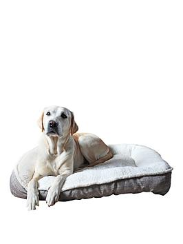 rosewood-plush-tweed-teddy-bear-luxury-mattress-26-inch