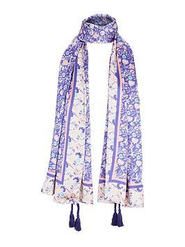 v-by-very-ditsy-contrast-floral-border-scarf