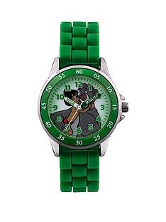 jungle-book-green-time-teacher-kids-watch