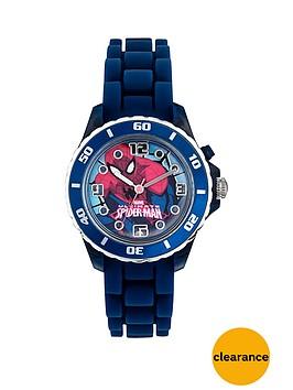 spiderman-blue-strap-kids-watch