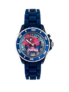spiderman-spiderman-blue-strap-kids-watch