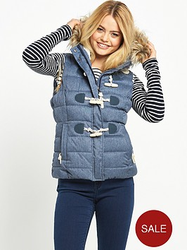 superdry-marl-toggle-puffle-gilet