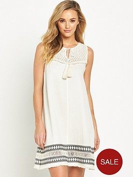 v-by-very-raw-edge-embroidered-dress