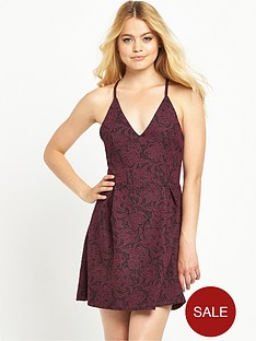superdry-alexandra-vee-skater-dress