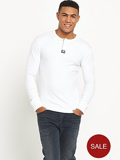 superdry-heritage-long-sleevenbspgrandad-top