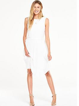 Photo of V by very double layered pleat dress