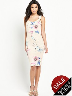 lipsy-buckle-trim-bodycon-dressnbsp