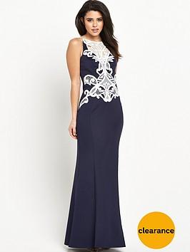 lipsy-michelle-keegannbspappliqueacutenbspmaxi-dress