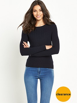 superdry-croyde-luxe-mini-cable-knit-rich-navy
