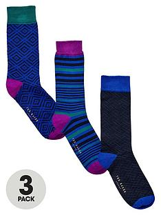 ted-baker-3-pack-patterned-socks
