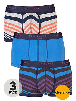 ted-baker-3pk-stripeplain-trunk