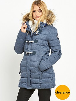superdry-tall-marl-toggle-puffle-jacket-blue-marl