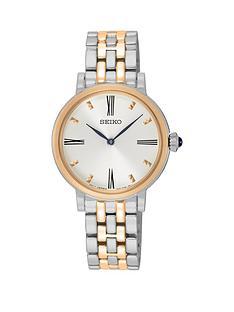 seiko-seiko-white-dial-two-tone-bracelet-ladies-watch