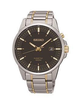 seiko-seiko-kinetic-grey-dial-two-tone-stainless-steel-bracelet-mens-watch
