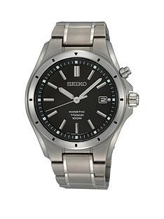 seiko-seiko-men039s-kinetic-black-titainium-bracelet-mens-watch