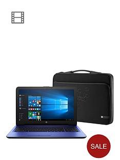 hp-15-ac181na-intelreg-coretrade-i3-processor-6gb-ram-1tb-hard-drive-156-inch-laptop-with-intelreg-hd-graphics-and-optional-microsoft-office-365-blue